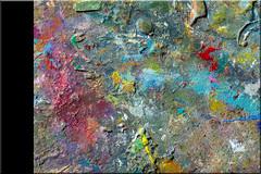 colors of life (mariola aga) Tags: paints paintingtable surface texture macro closeup art artofimages
