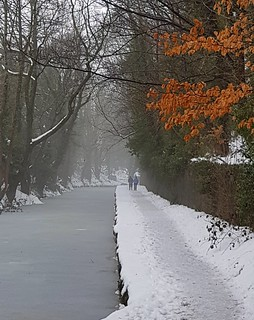 Last throws of Winter