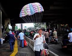 Jakarta! (-Faisal Aljunied - !!) Tags: parachute indonesia jakarta streetphotography faisalaljunied