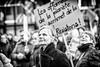 """Manifestation contre le """"Sommet des affameurs"""" - Protest against the """"starvers' summit"""" (DeGust) Tags: portrait sommetmondialdesmatièrespremières vaud streetportrait streetphotography gustavedeghilage politique gaucheanticapitaliste manifestation suisse noiretblanc manifestants romandie ecologie femme partispolitiques solidaritésvaud solidarités lausanne 11000000 bw blackandwhite capitalism capitalisme contestationsociale demonstrators europa europe ftcommoditiesglobalsummit financialtimes hôtelbeaurivagelausanne monochrome nb photoderue profile rues socialprotest streets switzerland woman politics"""