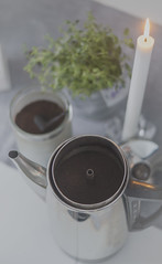 Morgonrutiner (My Photolifestyle) Tags: rutiner fotosondag fs180325 coffe morgonkaffe