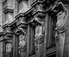 Lviv, Ukraine (bobbex) Tags: bw blackandwhite easterneurope baroque architecture sculpture neoclassical