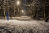 DSC_2128 (Sergey Udalov) Tags: fullhd 1080p 1920x1080 nature природа outdoor landscape ландшафт russia россия night ночь темнота light свет огни winter зима snow снег snowbank сугроб