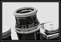 """BOLEX B8SL 8mm Cine Camera"" -- MACRO MONDAYS - 2.4.18 - ""Back In the Day"" (NikonShutterBug1) Tags: macro closeup nikond7100 macromondays tokina100mm spe smartphotoeditor backintheday blackandwhite bolex vintagecameras highkey 8mmcine 7dwf blackwhitephotos"