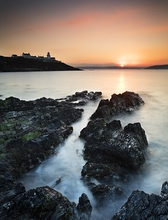 Roches Point Sunset