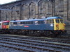 87002 (Rob390029) Tags: br class 87 87002 british rail carlisle citadel railway station car wcml west coast mainline cumbria north train track tracks rails travel travelling transport transportation transit loco locomotive