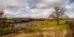 Cwm Hedd Lake