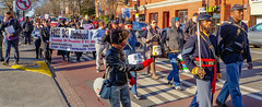 2018.04.04 The People's March for Justice, Equity and Peace, Washington, DC USA 01173