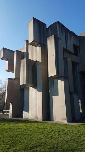 Wotrubakirche | Wotruba Church - Kirche zur Heiligsten Dreifaltigkeit