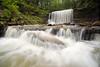 Grindstone Falls 0570 (James.Baron) Tags: portersville pennsylvania unitedstates westernpawaterfalls longexposurewaterfall flowingwater pawaterfalls mcconnellsmill