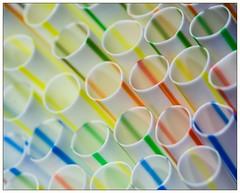 Straws (EddieAC) Tags: macro macromondays circles straws colours