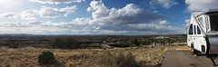 Valley of Fires (rovingmagpie) Tags: newmexico carrizozo valleyoffiresrecreationarea valleyoffires aliner lava blm sb2018 panorama pano