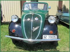 Fiat Topolino (v8dub) Tags: fiat topolino schweiz suisse switzerland bleienbach italian pkw voiture car wagen worldcars auto automobile automotive old oldtimer oldcar klassik classic collector