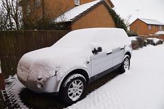 DSC_8980 (PeaTJay) Tags: nikond750 reading lowerearley berkshire outdoor road vehicle 4x4 offroad landrover freelander2 snow