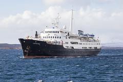 Ms Lofoten (G E Nilsen) Tags: lofoten hurtigruten ship coastal coastliner community sea norway nordnorge northernnorway norwegiancoast