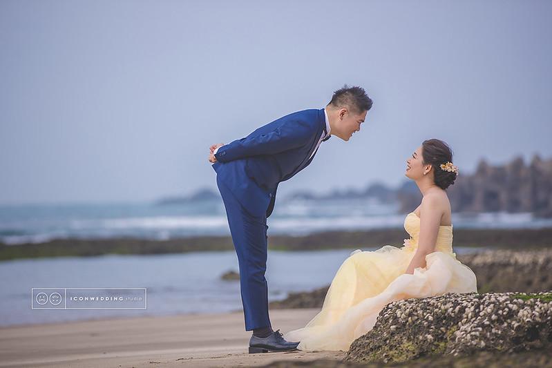 拍婚紗,麟山鼻,沙崙海邊,奔跑吧,婚紗照