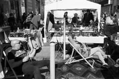Vienna (fabiolug) Tags: deckchairs deckchair stalls stall sunny neubagasse flohmarkt market streetmarket fleamarket people street streetphotography vienna wien austria leicammonochrom mmonochrom monochrom leicamonochrom leica leicam rangefinder blackandwhite blackwhite bw monochrome biancoenero 35mmsummicronasph 35mmf2summicronasph summicronm35mmf2asph summicron35mmf2asph 35mm summicron leicasummicron leica35mm sunglasses