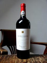 Las Acequias (knightbefore_99) Tags: wine vin vino red rouge rosso grape tinto bottle tasty best drink valle lasacequias mendoza 2011 malbec argentina