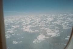 (homesickATLien) Tags: 35mm film art kodak expired mjuiii olympus analog travel asia backpacking backpacker air flight cloud sky