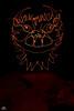 Creatures (Frodo DKL) Tags: light painting lightpainting lp lightgraff children darklight dkl lightart art artist frodoalvarez nophotoshop herramientas paradise lightpaintingparadise lpp hlp frododkl frodo luz valencia urbex abandonado discoteca disco freehand simmetry simetría simétrico simmetric mano alzada dibujo libre lápiz pencil doble dos manos two handed