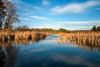 Beautiful sky reflections (cshea41) Tags: longexposure nikon sigma neutraldensityfilter reflection nature landscape beautiful sky lake