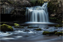 Cauldron Falls (nathian brook) Tags: water waterfall longexposure landscape yorkshiredales