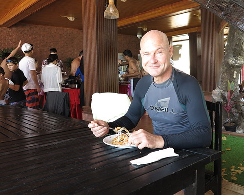 Lunch on Phi Phi Island