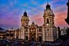 Lima en Semana Santa (Miradortigre) Tags: lima peru night catedral cathedral