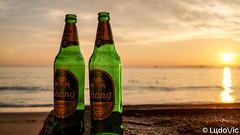 2 Beers please! (Lцdо\/іс) Tags: aonang thailande thailand thailandia beer chang thai thaïlande travel holiday vacance vacation sunset beach beautiful beauty krabi voyage lцdоіс phuket asia asian leo asie novembre november 2017