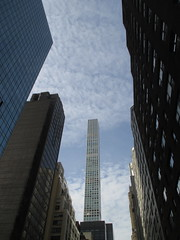 432 Park Avenue Tall Expensive Building in NYC 6481 (Brechtbug) Tags: tall building 432 park avenue new york city fall clouds 11042017 nyc 57th street east skyline urban buildings midtown manhattan architecture tower babel skyscraper skyscrapers sky scraper towers cloud 2017 mottled cloudcover cover expensive