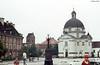 Varsovie : la place de la Nouvelle Ville (philippeguillot21) Tags: église iglesia church fontaine varsovie pologne poland europe place plaza pixelistes voigtländer vitoret