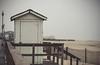 foggy morning beach view (Point Pleasant Beach) (Steve Stanger) Tags: olympus olympusomdem10markii olympusm1442mmf3556ez morning foggy fog pointpleasantbeach boardwalk beach ocean march landscape seascape shoreline jerseyshore nj newjersey