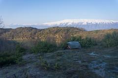 Campspot at 1,000 meters