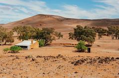 The Shearers Quarters. (Ian M's) Tags: outback ranges flinders vsco landscape