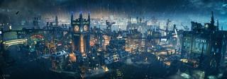 Batman: Arkham Knight / Sight on the City