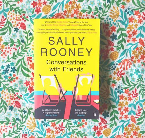 Sally Rooney book fan photo