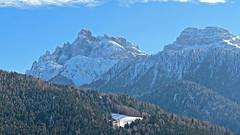 Feltrine Alps (ab.130722jvkz) Tags: italy trentino snowfall alps easthernalps dolomites vettefeltrine winterlandscapes