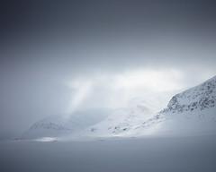 Sälka I (Gustaf_E) Tags: berg fjäll kebnekaise landscape landskap lappland sverige sweden sälka vinter