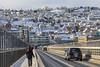 Tromsø (José M. Arboleda) Tags: paisaje puente kvaløybrua ciudad nieve agua frio gente carro calle carretera tromsø noruega canon eos 5d markiv ef24105mmf4lisusm josémarboledac