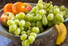 Healthy Foods (Adrian Tranquilino) Tags: healthy snacks grapes fruits foods 365project2018 oranges