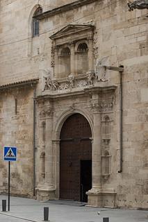 iglesia de las Santas Justa y Rufina, Orihuela (Alicante)