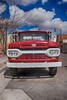 The Red Truck (benakersphoto) Tags: car vehicle truck oldcar classiccars winslow az arizona route66