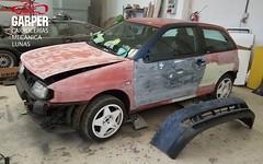 SEAT IBIZA (carrocerias.garper.gijon) Tags: carrocerias garper mecanica chapa pintura filtros distribucion valvula aceite escapes embragues mantenimientos calidad barato gijon asturias