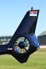 YU-HPZ Aerospatiale SA-342J Gazelle (BIKEPILOT, Thx for + 4,000,000 views) Tags: yuhpz aerospatiale sa342j gazelle gazelle50thanniversary middlewallop hampshire aac armyaircorps britisharmy uk britain england helicopter aircraft flight flying rotary blue