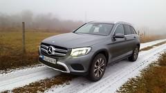 Mercedes-benz GLC Modelljahr 2018 (Combat-Camera-Europe) Tags: mb mercedes mercedesbenz glc car cars pkw suv awd 4x4 allrad daimler daimlerag 220 220cdi