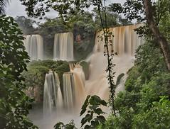 IGUACU WATERFALLS (rogsiqueira) Tags: iguazu iguacu waterfall waterfalls nature photonature landscape brazil water natureza cataratas brasil argentina landscapephoto