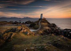 Llanddwyn (Gareth Mon Jones) Tags: llanddwyn sunset anglesey