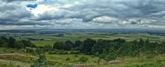 Mensfelder Kopf (wernerfunk) Tags: hessen landschaft wolken clouds wald