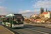 Hybridbus in Meißen (neuhold.photography) Tags: bus omnibus hybridbus sachsen meissen bwvpp2vu nachhaltig umweltfreundlich albrechtsburg burg meisen
