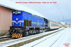 Hz_03_2018_005 (HK 075) Tags: hz hrvatska hk 075 croatia class railway 2062 2044 2063 2041 2132 1141 1142 željeznica yugoslavia balkans rail fanning